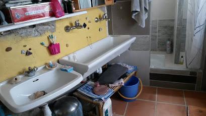 Salle de Bain douches
