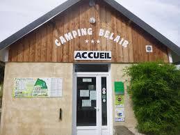 Camping BELAIR à LASSEUBE